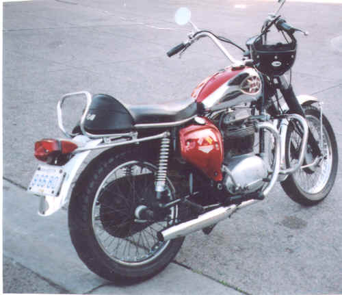 Bsa 39 s 77 triumph 750 for sale for Thunderbolt motors and transmissions